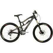 Santa Cruz Bicycles Nomad C Bike - SPX AM - 2011