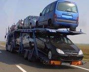 Перевозки автомобилей из Москвы и Санкт-Петербурга