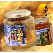 Мёд бортевой,  прессовый