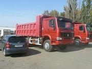 Продам самосвал  Хово,  Howo в Омске ,  6х4 25 тонн ,  2300000 руб,  Новокузнецк,  Кемерово.