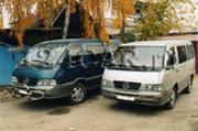 Микроавтобусы пассажирские перевозки