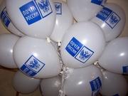 Печать на воздушных шарах (Новосибирск)