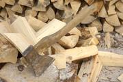 готовые дрова(берёза осина пихта)длина 30-35см горбыль обрезь доставка