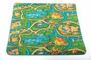 Детский игровой коврик в рулоне