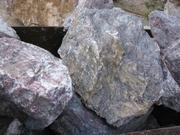 Камень оптом: песчаник,  сланец,  галечник,  мраморная крошка