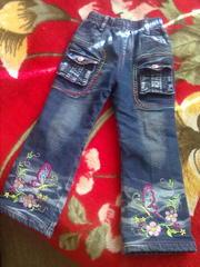 одежда для девочки 4лет