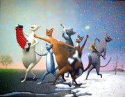 Выставка кошек в День Города в Новокузнецке 30.06.-01.07.2012года!