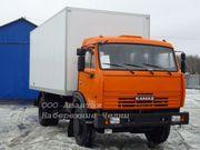 КамАЗ 43253 фургон