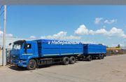 КамАЗ 65117 зерновоз