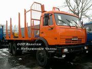 КамАЗ 53228 сортименовоз-лесовоз