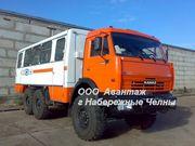 КамАЗ 4208 вахтовый автобус