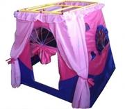 Продам игровой чехол Домик принцессы для спорт. комплекса ранний старт