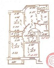 Продам квартиру на пр.Ермакова