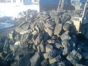 Уголь комочками в Новокузнецке