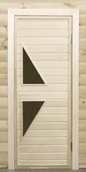 Банные двери из липы,  осины,  кедра