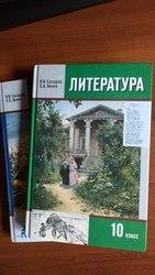 Литература 10 класс,  В. И. Сахаров,  С. А. Зинин