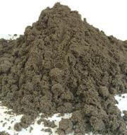 Песок строительный в мешках (50кг)