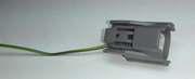 Корпус разъема мама Клапана VTEC  коннектор 15810-PAD-G01