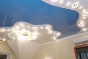 Изготовление и монтаж натяжных потолков в Новокузнецке