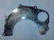 Пластина блока цилиндров задняя  MD301242