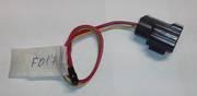 Разъем жгута мама байпасных клапанов F017  MD349808