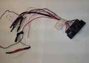 Разъем регулятора инжектора 1 F28 89871-28010 90980-11592