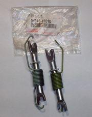 Комплект монтажный тормозных колодок  04943-12010