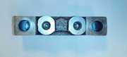 Постель коленвала блока цилиндров  №4 B366-10-300K  B36610300K
