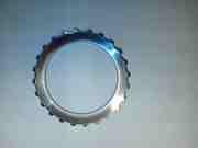 Фрикцион стальной 1-2 скорости 7  2.7MM  22552-PCJ-901