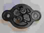 Заглушка ГБЦ прав  12240-P8F-A00