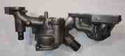 Корпус термостата 19410-P8F-A00  19410-P8F-A01