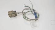 Разъем R15 датчика положения дроссельной заслонки 2 16260-41B00