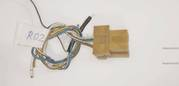 Разъем R02 реле 6 контактное  кондиционера  25230-79963 25230-79964
