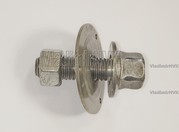 Болт ролика натяжителя приводного ремня 11955-6N202 11955-6N200