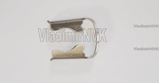 Клипса кронштейн форсунки топливной 16451-RCA-A00